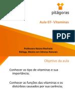 Aula7-Vitaminas (1)
