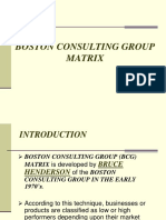 BCG Matrix 4Sept.ppt