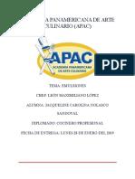 Academia Panamericana de Arte Culinario