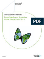 1129 Lower Secondary Global Perspectives Curriculum Framework 2018_v2_tcm143-469223