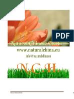 Catalogo NCH