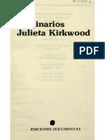 Kirkwood, Feminarios. Sexo-Genero
