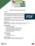 Programa de Esterilización Esteril U