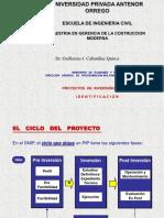2.Metodología Identificación Agua Desagüe.