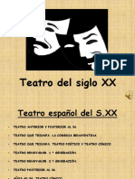 teatro delsiglo xx