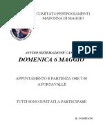 Canne 6 Maggio
