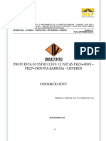 Propuesta Cuneta Pr23 Pr27