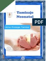 Folleto Tamizaje Neonatal