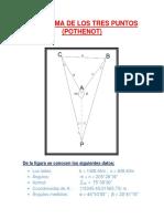 Problema de Pothenot (2)