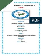 Tarea 3 de Tecnologia Aplicada a La Educacion