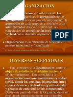 p. v. Organizacion