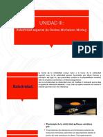 Resumen de La UNIDAD III