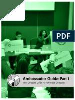 Ambassador Guide 2019