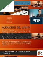 Quehaceres Del Jurista (1)
