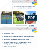 Mapei Sports Flooring Systems