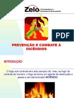 Prevenção e Combate á Incendio