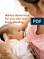 Advice About Food for You Who Are Breastfeeding