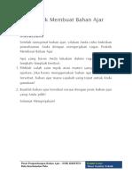 JAWABAN TUGAS 1.2 PRAKTEK MEMBUAT BAHAN AJAR.docx