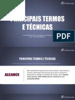 Noções de Mídia - Principais Termos Técnicas - Aula 03