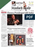 The Stanford Daily, Nov. 9, 2010