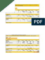 Presupuestos y Apu