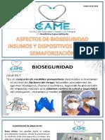 Capacitacion Bioseguridad Junio 14 de 2019