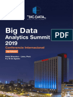 Big Data Analytics Summit 2019 Light