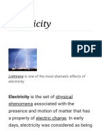 Electricity - Wikipedia