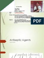 Antiseptic Agents