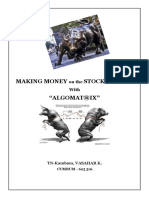 Making Money on the Stock Market with AlgoMat®ix_HL..!