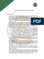 Comunicado de Asociación Militar Profesional 45 sin despidos