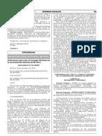 Ordenanza de la creación CPJ