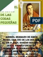 Vida del Apostol Andres