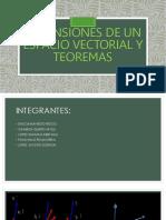 Dimensiones de un espacio vectorial y teoremas (1).pptx