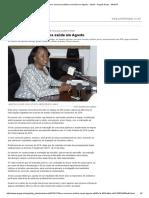 Novo Concurso Público Na Saúde Em Agosto - Saúde - Angola Press - ANGOP