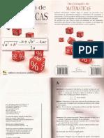 Diccionario de Matematicas