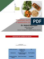 Charla Auna Alimentacion Nutricion en Diabetes