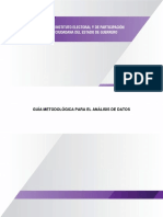 Guia Metodológica Análisis Datos