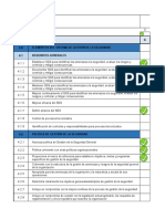 Check List - Requisitos Norma - Iso 28000