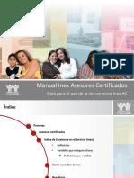Manual Inex AsesoresCertificados