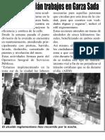 12-07-19 Supervisa Adrián trabajos en Garza Sada