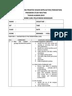 1. Modul III Function I Competence I.docx