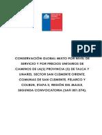 Proyecto Sanclemente Oriente II Etapa Corregida