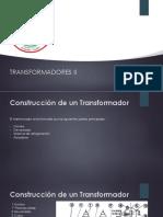 Clase 8. Transformadores II