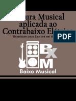 Leitura musical aplicada ao Contrabaixo