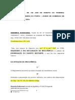 Herminio Rodrigues - Insolvência