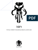 Complete Mandalorian Guide