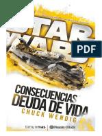 STAR WARS - Consecuencias - Deuda de Vida