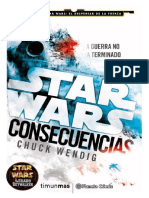 STAR WARS - Consecuencias