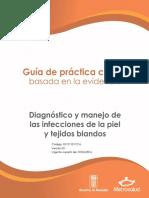 GPC Infecciones Piel y Tejidos Blandos
